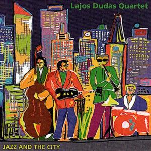 5059 JS Lajos Dudas - Jazz and the city